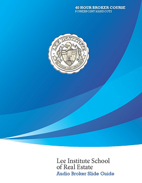 lee institute massachusetts real estate school online store