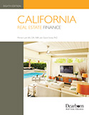 California-Real-Estate-Finance-8th-Edition