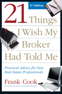 Real Estate Study Material: 21-Things-I-Wish-My-Broker-Had-Told-Me-2nd-Edition