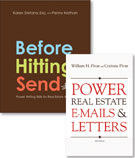 Real Estate Study Material: Before-Hitting-Send-Power-RE-Emails-and-Letters