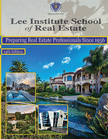 Real Estate Study Material: Lee-Institute-Textbook-NEW-14th-Edition-For-Enrolled-Students-Only