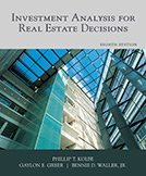 Real Estate eBook : Investment-Analysis-for-Real-Estate-Decisions-8th-Edition